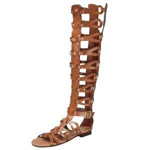 Aldo Atta 17 Caged Gladiator Sandals
